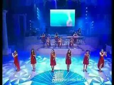 12 Girls Band (Chines Group) - Clouds Of The Sky