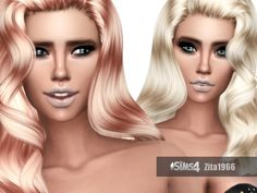 For my recolor to work u will need the mesh  Found in TSR Category 'Sims 4 Female Hairstyles'