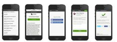 Make it easy for people to apply on mobile devices.