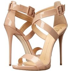 Giuseppe Zanotti Women's Cross-Strap Dress Sandal