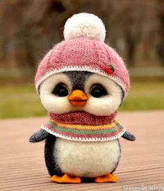 cute penguin wallpapers - Top Of The World Cute Baby Dogs, Baby Animals Super Cute, Cute Baby Bunnies, Cute Little Puppies, Cute Stuffed Animals, Cute Little Animals, Cute Puppies, Cutest Dogs, Cute Animals Images