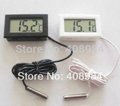 Termómetro Digital Nevera Congelador Temperatura Medidor de 15% de descuento