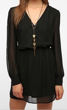 Urban Outfitters Dress wish I could pull this off!