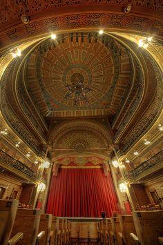 Teatro Juarez, Guanajuato, Mexico                                                                                                                                                     More