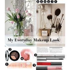 My Current Everyday Look as inspired by Chrystal by mychanel on Polyvore