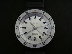 Ikepod Seaslug GMT SS Auto Chronometre