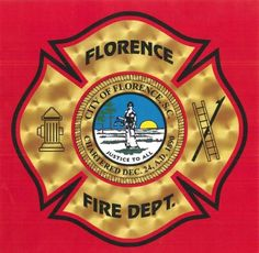 Florence Fire Department Logo