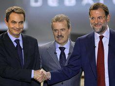 TVE solo contempla un debate cara a cara entre Mariano Rajoy (PP) y Pedro Sánchez (PSOE)