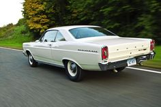 1966 Ford Fairlane 500 427 Maintenance of old vehicles: the material for new cogs/casters/gears/pads could be cast polyamide which I (Cast polyamide) can produce