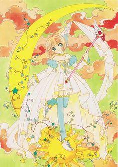 CLAMP, Cardcaptor Sakura, Sakura Kinomoto