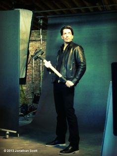 Jonathan Scott's photo: Hmm...I may make this my new Crime Fighting poster photo! What should the caption be?