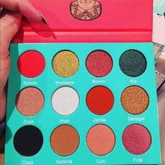 12 Colors Shimmer Eye Shadow Eyeshadow New Palette Makeup Powder Flexibility #Unbranded