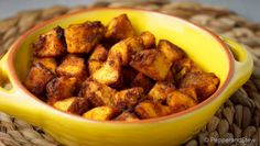 Kelewele – Spiced Plantain with Peanuts