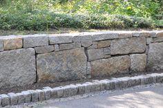 reclaimed granite blocks