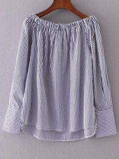 SHARE & Get it FREE | Off The Shoulder Stripes BlouseFor Fashion Lovers only:80,000+ Items • New Arrivals Daily Join Zaful: Get YOUR $50 NOW!