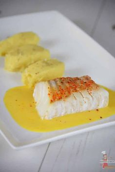 Cod back with tangerine butter - Virginie - - Dos de cabillaud au beurre de mandarine Cod back with tangerine butter Fish Recipes, Meat Recipes, Healthy Dinner Recipes, Cooking Recipes, How To Cook Lamb, Egyptian Food, Cooking Beets, Gluten Free Cooking, Butter Recipe