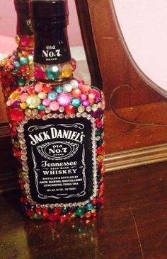 Ideas for Birthday Inspirational 25 Best Ideas About 21 Birthday Presents 21st Birthday Presents, 21 Birthday, Kendall Birthday, 21st Gifts, Party Gifts, Diy Gifts, Bedazzled Bottle, 21st Bday Ideas, 21st Party