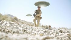 Special Unit of US Marines recovered UFO wreck in Mojave Desert ! Leaked video from special unit of US Marines sh.