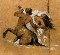 Αποτέλεσμα εικόνας για Paintings by ''Arnold Böcklin (1827–1901)''.............