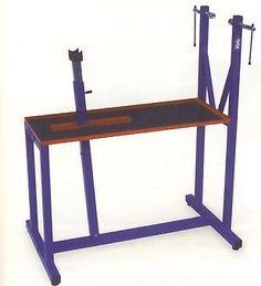 Montageständer CYCLUS, für alle Laufradgrößen, mit Werkzeugablage Fahrradständer