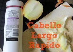 Cómo Hacer El Shampoo De Cebolla?- Cabello Largo