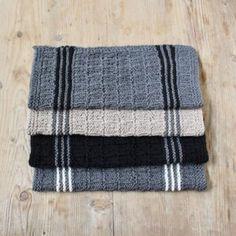 Knit Crochet, Knitting Patterns, Towel, Blog, God Mad, Inspiration, Placemat, Tricot, Pastel