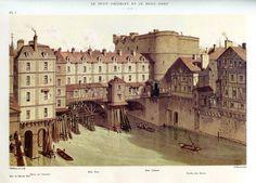 Le Petit Chatelet et le Petit Pont