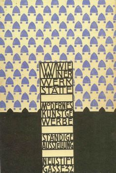Koloman Moser from the Vienna Secession to the Vienna Workshops