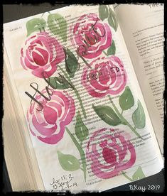 I was inspired for this Bible journaling idea from my friend Jenna Parde at Scribbling Grace. The focal passage for this art is found in. My Bible, Bible Art, Isaiah 11, Bible Promises, Illustrated Faith, Snowy Day, The 5th Of November, Spring Day, Medium Art