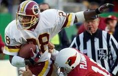 Darrell Green in action.