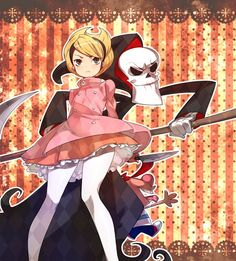 The grim adventures of billy and Mandy #anime #childhoodexplosion