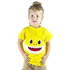 Foot Ball Apparel Archives - Golfiya - The Sports Store Newborn Girl Outfits, Toddler Girl Outfits, Baby Girl Dresses, Baby Girl Tops, Boy Or Girl, Baby Girls, Shark Costumes, Shark Shirt, Baby Shark