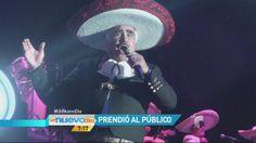 Noticias de la farándula: Vicente Fernández, Horacio Palencia y muchos más. Un Nuevo Día (VIDEO)