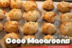 How to Make Coco Macaroons How to Bake baking Goldilocks Red Ribbon Razon Ralo Collete's Easy Cook Ingredients Secrets Recipe Desserts So What's Coco Macaroons? Coconut Macaroons are chewy cookie like sweets that makes use of sweet shredded coconut as toppings. It is usually dipped in white chocolate to give it a richer flavor but this particular macaroon recipe is like no other. It is simple, easy, and delicious much like the ones you can purchase at well known pasalubong shops like…