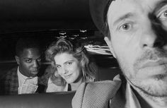Ryan Weideman, a photographer who took a taxi shift to make ends meet, turned his camera on his fares during the 1980s and '90s.