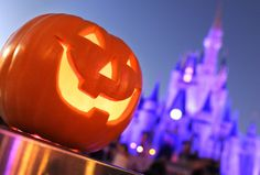 Disney at Halloween to see the Haunted Mansion done in Nightmare before Christmas style!