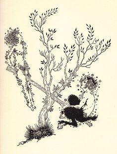 Illustration from the 1951 volume Edna St. Vincent Millay's Poems Selected for Young People