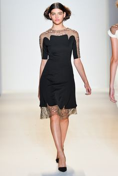 Lela Rose Spring 2014 Ready-to-Wear Collection Photos - Vogue