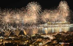 New year Firework, Funchal/ Madeira