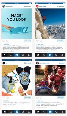 Instagram Ads Now Available for All Size Nonprofits - @johnhaydon