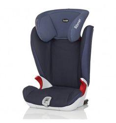 La nueva Römer Kidfix SL es ahora más económica que nunca. Esta silla crece con tu hijo para que pueda usarla hasta que mida 1,50m. Viene equipada con conectores Isofix flexibles y guias de cinturón intuitivas. Un producto muy versatil y fácil de usar cuando se cambia entre coches.