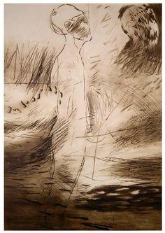 Runi Langum - Jeanne d'Arc... Fine Art, Abstract, Artwork, Kunst, Summary, Work Of Art, Auguste Rodin Artwork, Artworks, Visual Arts