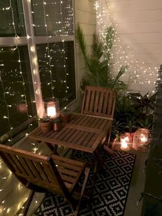 ideas apartment patio decor tiny balcony railings for 2019 Apartment Balcony Garden, Small Balcony Garden, Small Balcony Decor, Apartment Plants, Apartment Balcony Decorating, Apartment Balconies, Cool Apartments, Balcony Ideas, Patio Ideas