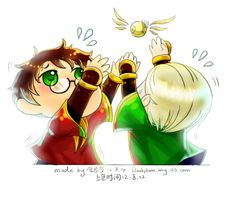 Drarry by why940824.deviantart.com on @deviantART