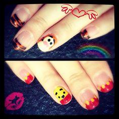 Tigger & Winnie the Pooh Nail ❤️