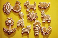 Velikonoční perníčky / Easter gingerbread