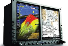 Pilatus Business Aircraft will offer a Garmin G600 glass panel avionics retrofit for older PC-12s. The dual-screen G600 pairs a PFD and an MFD in a single 10-inch wide bezel.