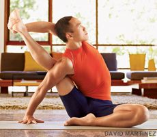 WTF... Whoa! Yeah gotta try this move!  Hip Opening Yoga Sequence