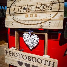 What it says on the tin @thelittleredbusuk #photobooth #photoboothfun #smile #strikeapose #southwest