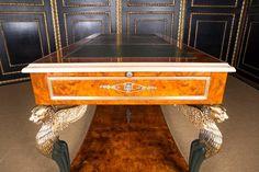 Empire stílusú asztal